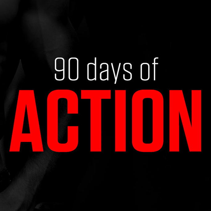 90-Days of Action